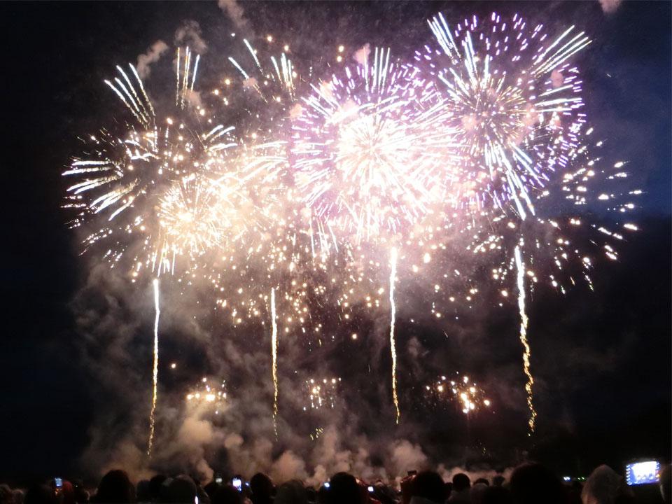 『大曲の花火』2017国際花火シンポジウム